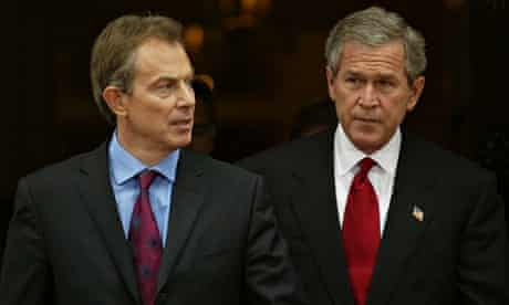 Gist of Tony Blair's talks with George Bush over Iraq war to be published