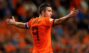 Netherlands v Hungary - FIFA 2014 World Cup Qualifier