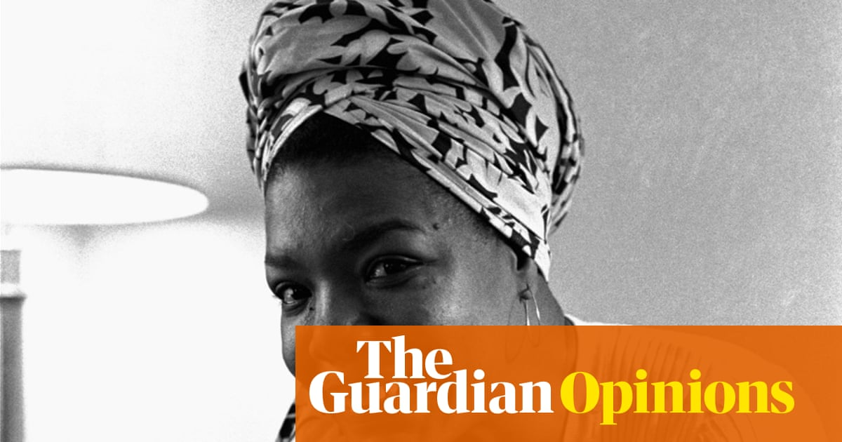 Maya Angelou Showed How To Survive Rape And Racism And