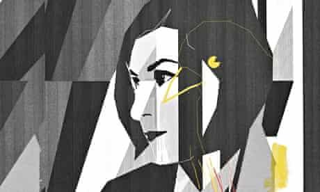Donna Tartt illustration