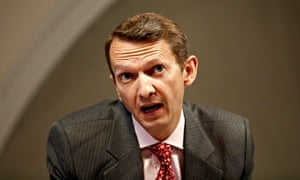 Andrew Haldane, executive director for financial stability at the Bank of England