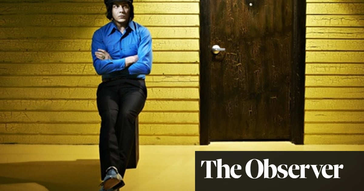 ccfd0391d1 Jack White: 'I'm like Larry David, Alan Partridge and Chris Rock in one  person'