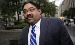 Hedge-fund manager Raj Rajaratnam