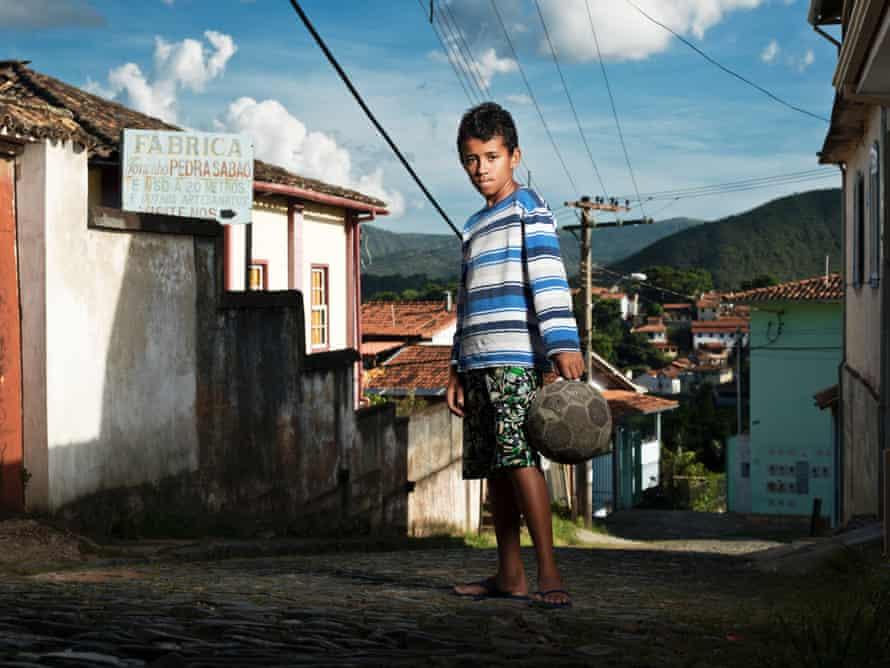 'Kiki' Cristopher Roberts dos Santos Ramos, 13, Ouro Preto