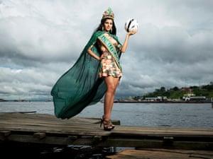 Brenda Carioca Pontes, Peladão Queen, 19, Manaus