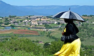 Jacob Zuma's homestead