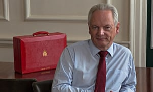 Francis Maude. '500,000 families at risk from the bailiffs have a taxable income below £20,000.'