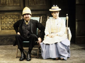 Michael Williams and Judi Dench star in Mr and Mrs Nobody