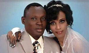 Daniel Wani and Meriam Ibrahim