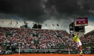 French Open: day six – as it happened! | Ian McCourt | Sport