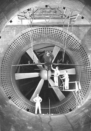 Wind Tunnels Farnham: Wind Tunnels art project Farnham