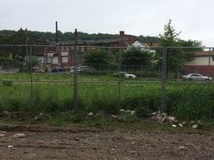 Paterson site