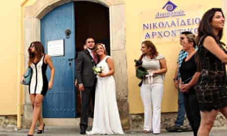 Marrying in Cyprus