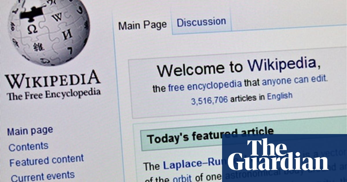 Is Wikipedia A Reliable Source For Medical Advice Health Wellbeing The Guardian