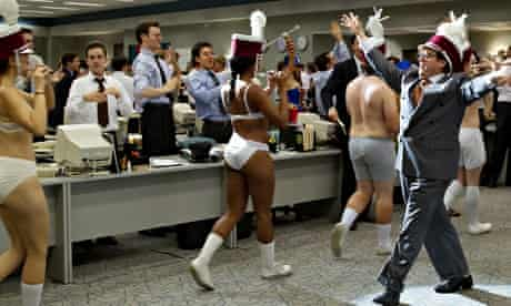 The Wolf of Wall Street - 24 Oct 2013