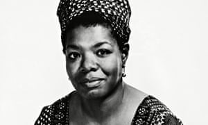 Maya Angelou showed how to survive rape and racism – and still be