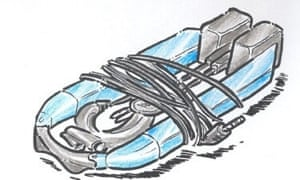Dyson Halo folded