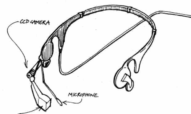 Dyson Halo smartglasses