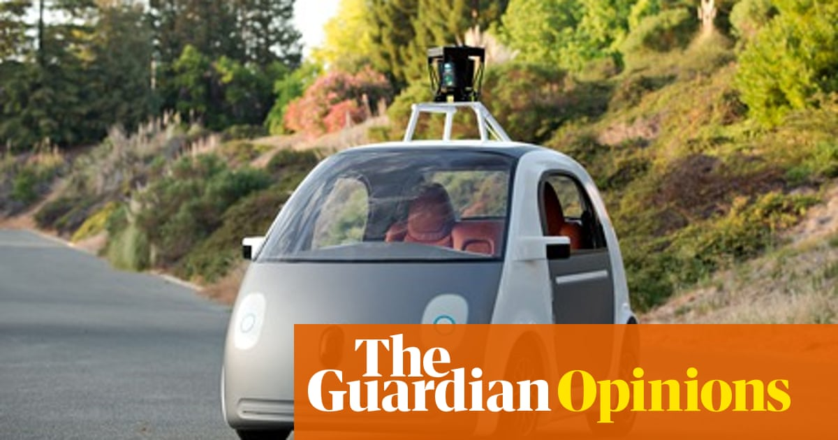 Google's car would give it even more remote control over us