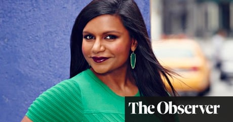 Mindy Kaling I Wasn T Considered Attractive Or Funny Enough To Play Myself Television Radio The Guardian