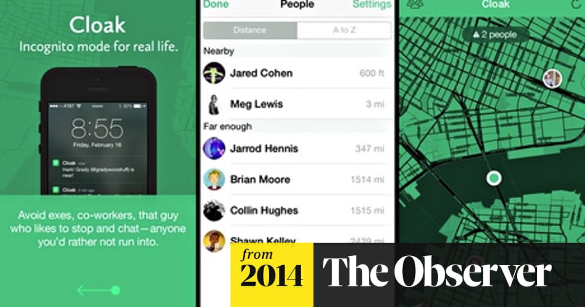 Antisocial networks: how to avoid Facebook 'friends' and