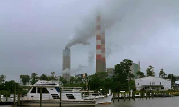 The new EPA plans would regulate carbon dioxide emissions from existing coal-fired power plants.
