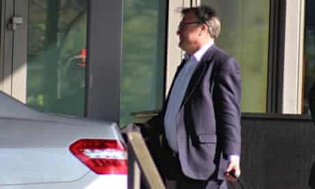 Ed Balls, Bilderberg
