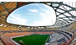 FIFA World Cup 2014 stadiums Manaus