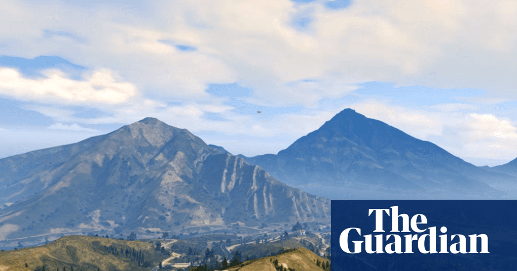 GTA V to Skyrim: the 10 most beautiful walks in gaming | Games | The