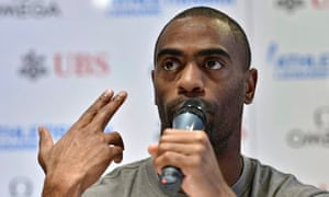 United States sprinter Tyson Gay has had his ban for being a drugs cheat cut from two years to one