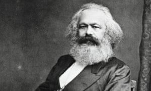 German political philosopher Karl Marx