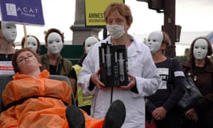 death penalty drugs protest