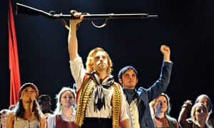 'Les Miserables' musical 25th anniversary production