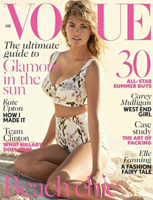 Vogue cover, June 2014