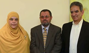 Parentts of al-Jazeera journalist Abdullah Elshamy