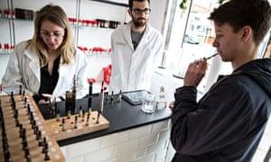 The Vape Lab, London