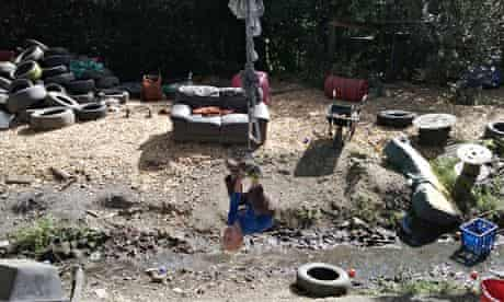 The Land adventure playground