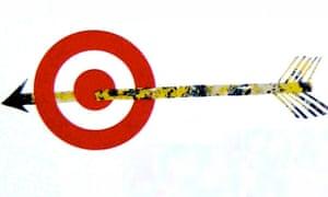 target logo arrow