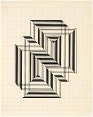 Study for Graphic Tectonic, c1941-42.