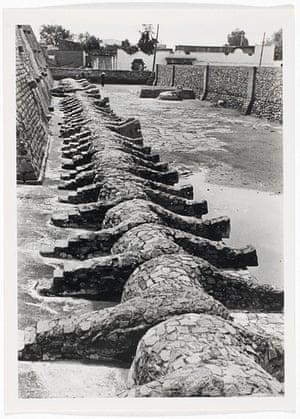 Untitled (Tenayuca, Mexico), c1935-39.