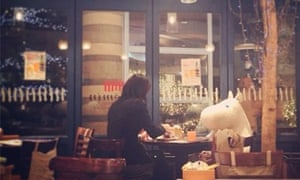 moomin cafe solo dining