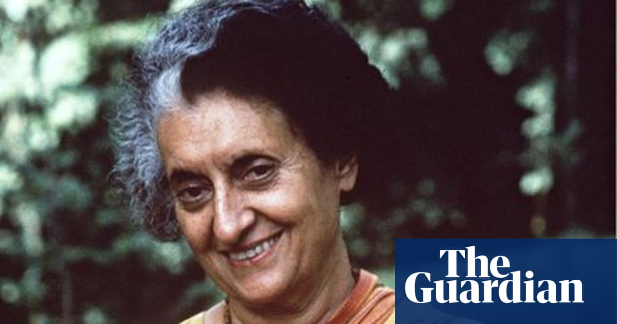 Climate change and poverty: why Indira Gandhi's speech matters