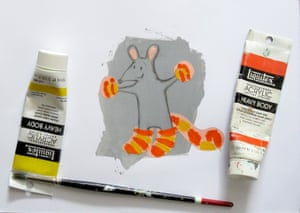 Mouse Petrr: 9 mouse