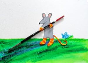 Mouse Petrr: 14 Mouse