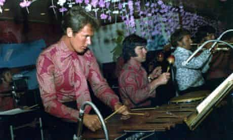 Stan Barrett, percussionist, who has died aged 84