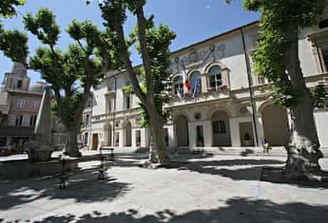 Hotel Gounod, St Remy de Provence