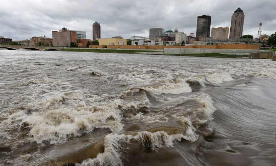 Climate change Iowa