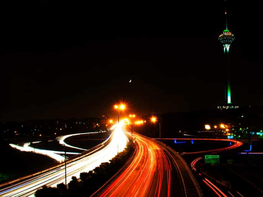 Milad at night