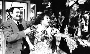 Production of Entertaining Mr Sloane with Dave King and Barbara Windsor
