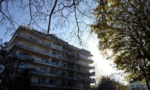 Cornelius Gurlitt's Munich flat from which authorities seized 1,280 artworks